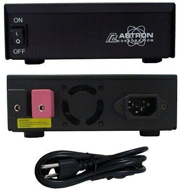 ASTRON SS-18 18AMP SWITCHING POWER SUPPLY MOTOROLA CDM750 CM300 XPR4550 CDM1250