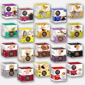 96 Capsule Cialde Dolce Gusto Nescafe Nestlè Originali