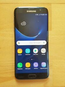 Samsung Galaxy S7 Edge SM-G935F - 32 GB - Argenté Désimlocké