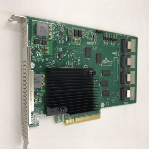 SAS Host Bus Adapter Card SAS 9201-16I PCI-Express 2.0 x8 6Gbps SATA