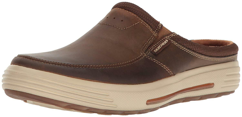 Skechers USA Uomo Porter Vamen Slip-on Loafer- Select SZ/Color.