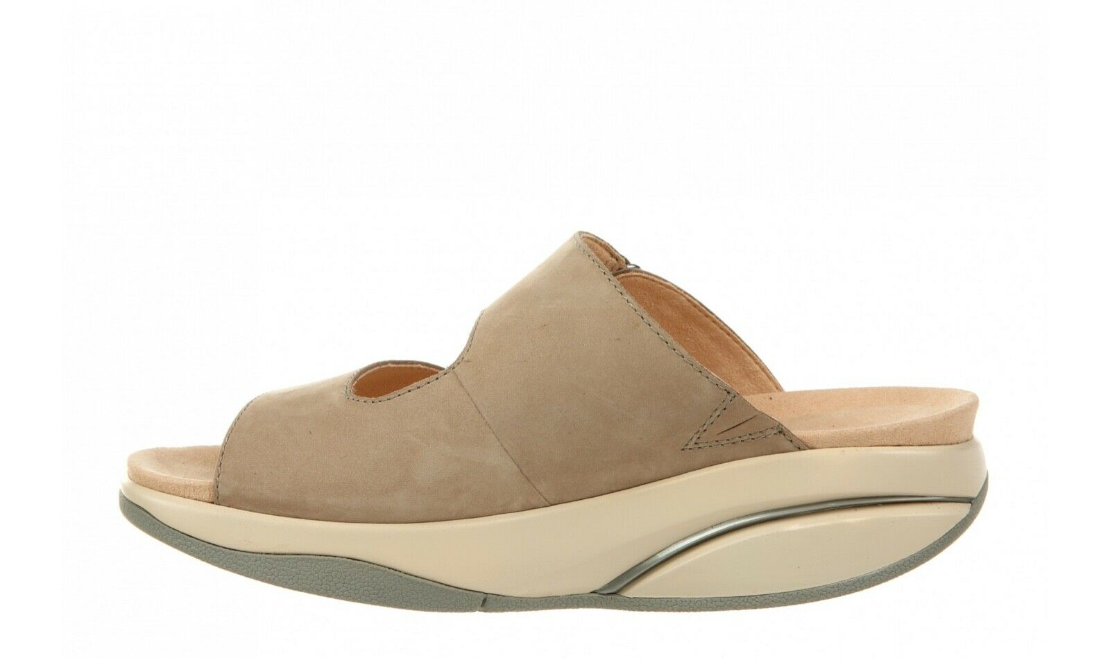MBT Tabia Donna  Slide Sandals (nero or Taupe Taupe Taupe grigio, Light Weight 2 colores) 7078f4