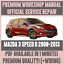 WORKSHOP-MANUAL-SERVICE-amp-REPAIR-GUIDE-for-MAZDA-3-SPEED-II-2008-2013-WIRING thumbnail 1