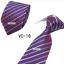 Classic-Red-Black-Blue-Mens-Tie-Paisley-Stripe-Silk-Necktie-Set-Wedding-Jacquard thumbnail 26