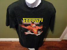 VINTAGE 90s FERRARI  1999 t shirt SIZE ADULT XL formula one 1 F-1 racing