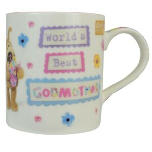 image is loading boofle world 039 s best godmother china mug