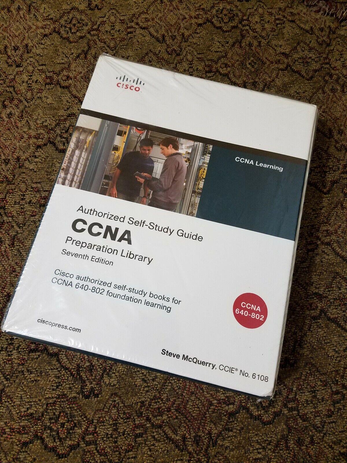 CCNA Preparation Library 7th Edition