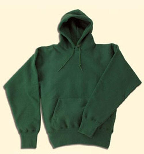Tall Mens PO Hood Hwt Sweatshirt Cross-Knit M to 6XLT