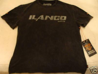 Discreet Ilanco Hockey T Shirt Urban Fashion Black Xl Eagle New Fan Apparel & Souvenirs Hockey-other