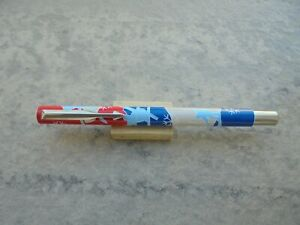 Rollerball Pen De Parker Modelo Vector Adrenalin Azul Es Nuevo De Los AÑos 2010 Pour AméLiorer La Circulation Sanguine