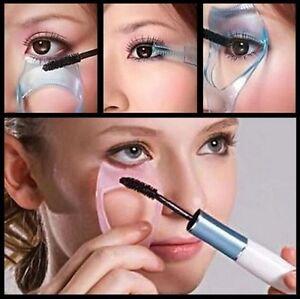f65449819ab 3 in 1 Modern Mascara Shield Guard Eyelash Comb Applicator Guide ...