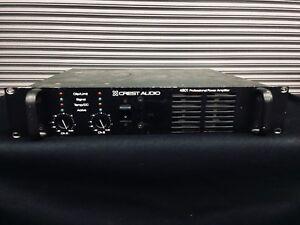 Crest-Audio-4801-Power-Amplifier