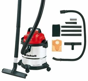 Einhell-Vacuum-Cleaner-Diameter-Connection-of-Blown-1250-W-Ideal-Garage-Car-New