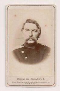 Vintage-CDV-Gustav-count-von-Alvensleben-Erxleben-Prussian-general