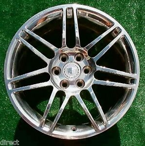 2006 2007 OEM Factory Cadillac CTSV CTS-V Polished Forged Accessory