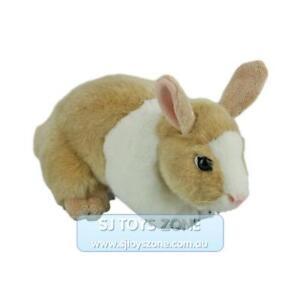 Bocchetta Plush Toys Rabbit Bunny 25cm Animal Stuffed Toy for Kids Flopsy Baby Baby Gyms & Play Mats