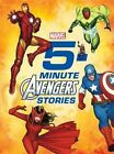 5-Minute Avengers Stories by Marvel Press Book Group (Hardback, 2015)