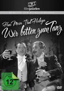 HANS-MOSER-WIR-BITTEN-ZUM-TAN-MARISCHKA-HUBERT-DVD-NEUF