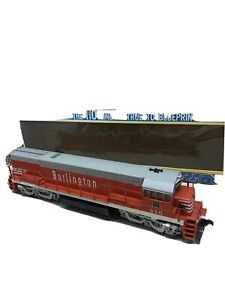 AHM-Unused-in-Box-5056-Burlington-Diesel-Locomotive-U25-C-550-S5