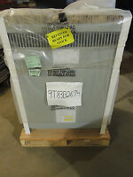 Ge 9t83b2674 75kva Transformer 240x480primv / 120/240secv 1ph