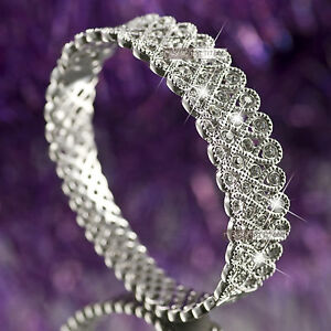 18k-white-gold-gf-made-with-SWAROVSKI-crystal-bangle-wedding-party-bracelet