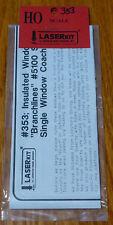 American Model Builders HO #353 Insulated Window Set (Laser cut)