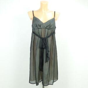 JARMON DE Grau TARA Kleid Dress GrFR Kurzes 36eBay Schwarz 38 Kleid NO08wvmn