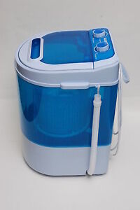 Image Is Loading PORTABLE 230V MINI WASHING MACHINE IDEAL FOR CARAVAN