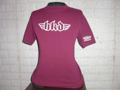 Vintage 2002 FLIP Skateboards HKD logo skate shirt