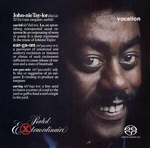 Johnnie Taylor - Ear-ga-sm & Rated Extraordinaire  [SACD Hybrid Multi-channel]