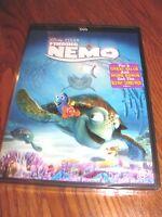 Finding Nemo:disney,albert Brooks ,ellen Degeneres (dvd, 2013) Fast Shipper