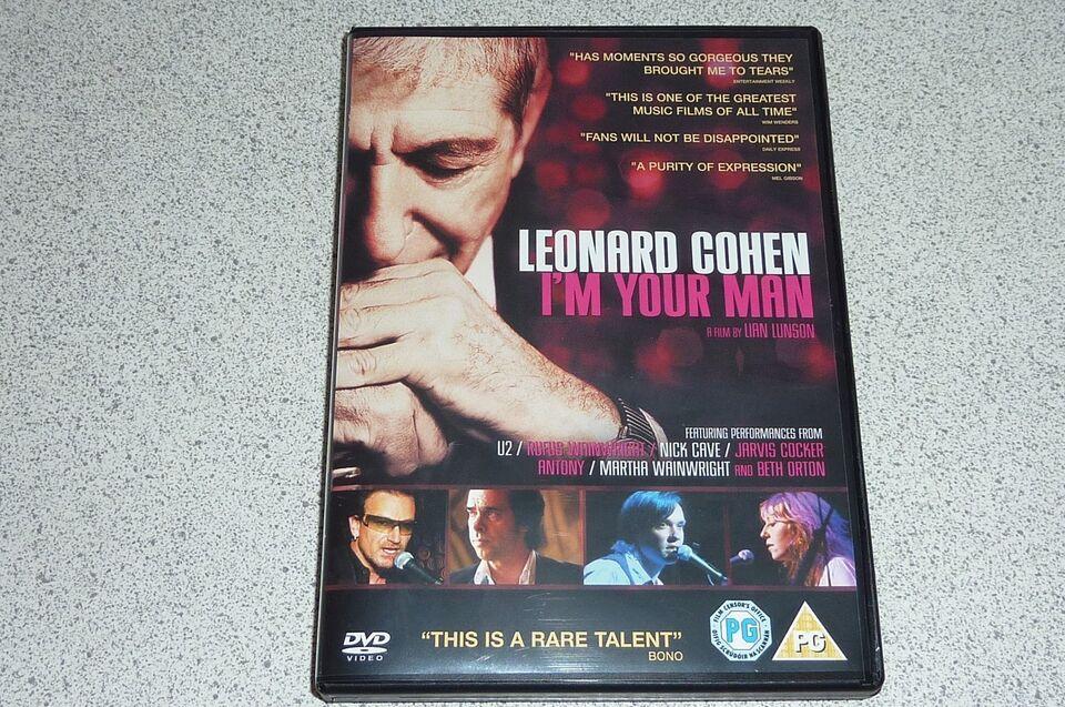 Leonard Cohen: I'm Your Man (2005), instruktør Lian