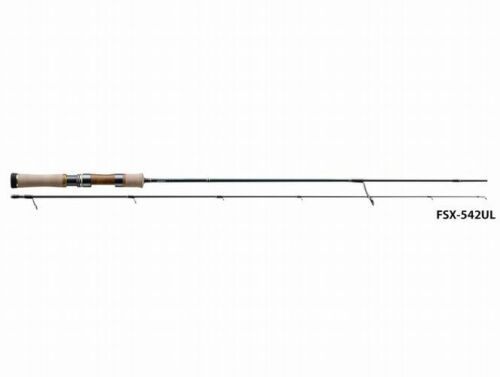 Major Craft Finetail Stream FSX-622L Spinning Rod for Trout