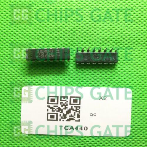 IC Circuito receptor de 2PCS TCA440 DIP-16