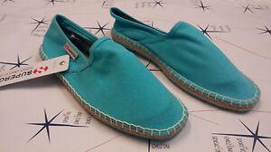 Femme Homme Turquoise 4524 Chaussures Cotu Espadrilles Superga C56 txE88qY0w