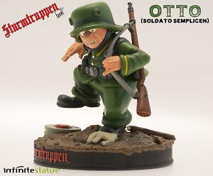 Sturmtruppen Bonvi Otto (Soldat Semplicen) Statue Infinite