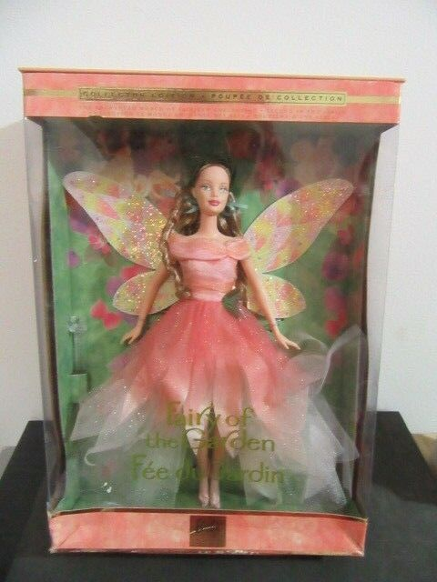 Barbie FAIRY OF OF OF THE GARDEN COLLECTION EDITION b818d4