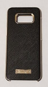 sale retailer dbebb f9c23 Details about Kate Spade New York Wrap Case for Samsung Galaxy S8 -  Saffiano Black