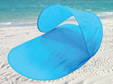 BLUE BEACH SHELTER POP UP BABY CANOPY UV TENT SUN SHELTER CAMPING GARDEN SUMMER