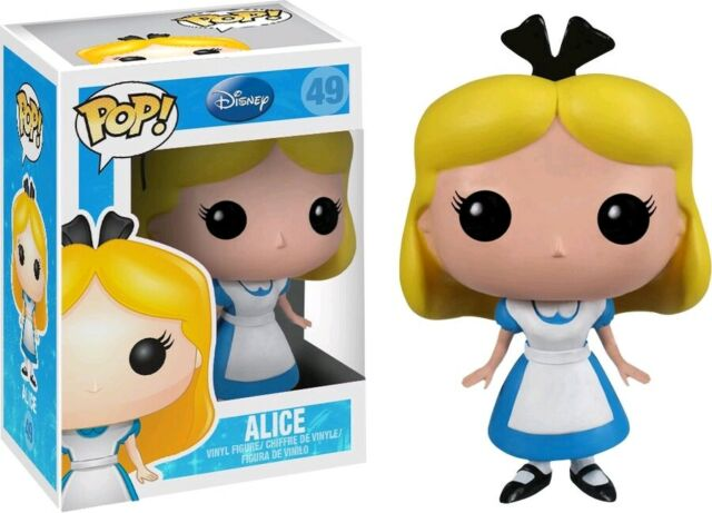 Alice in Wonderland Alice Pop Vinyl-FUN3196