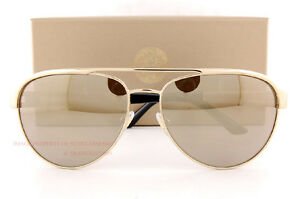 c39be61388 Brand New VERSACE Sunglasses VE 2165 1252 5A Gold Gold Mirror For ...