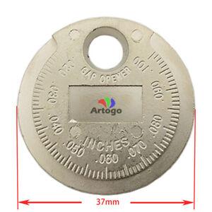 Gap Tool Gauge Ruler Measure Spark Plug Wider opener measurement feeler gaper