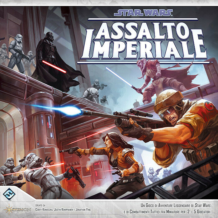 Star Wars Assalto Imperiale ITALIANO