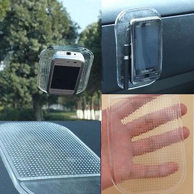 Car Magic Sticky Pad Anti Non Slip Dash Mat Holder for MP3 iPhone 5S5CSE Samsung
