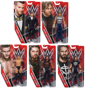 Sealed Basic Series 77 Brand New WWE Figures Mattel