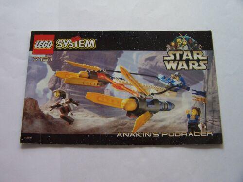 7131 LEGO® Bauanleitung Instruction Nr