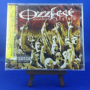 ozzfest 2000 cd track list