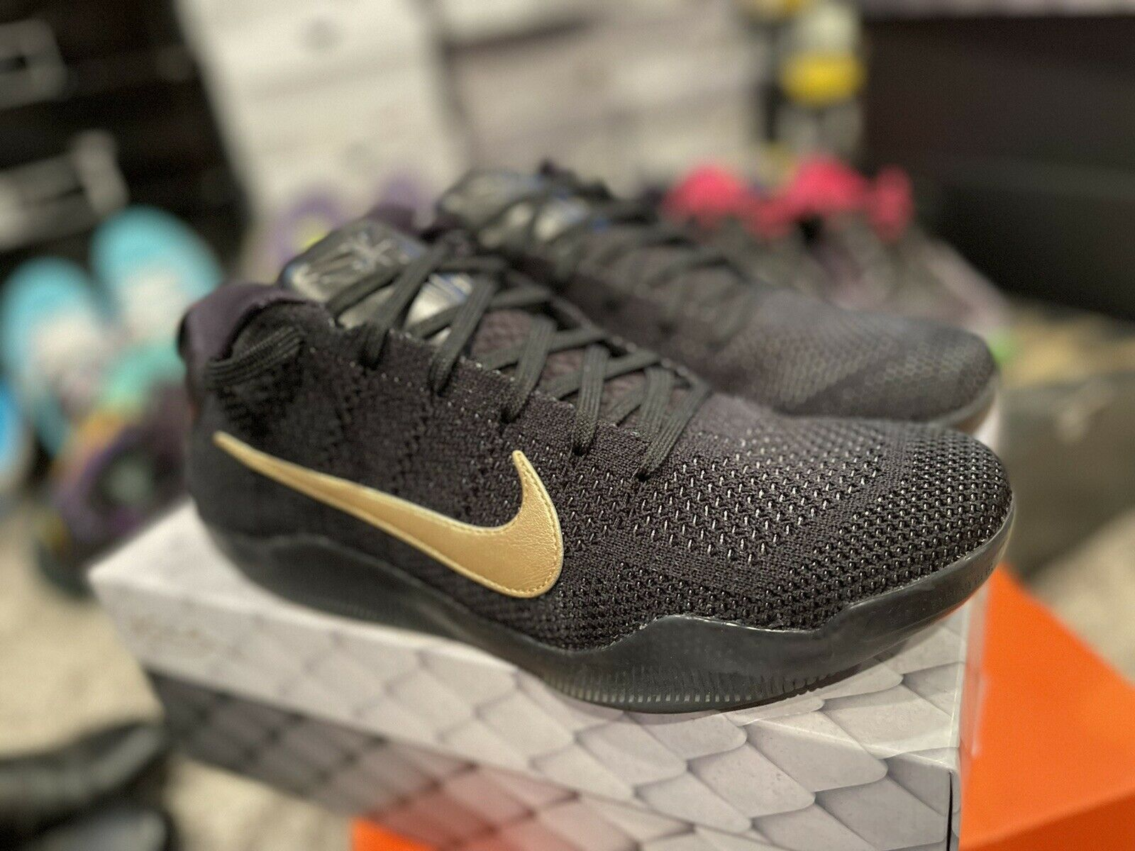 Size 11 - Nike Kobe 11 Elite Low FTB 2016 for sale online | eBay