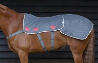 Equilibrium Therapy Magnetic Horse Back Pad And Quarters Pad