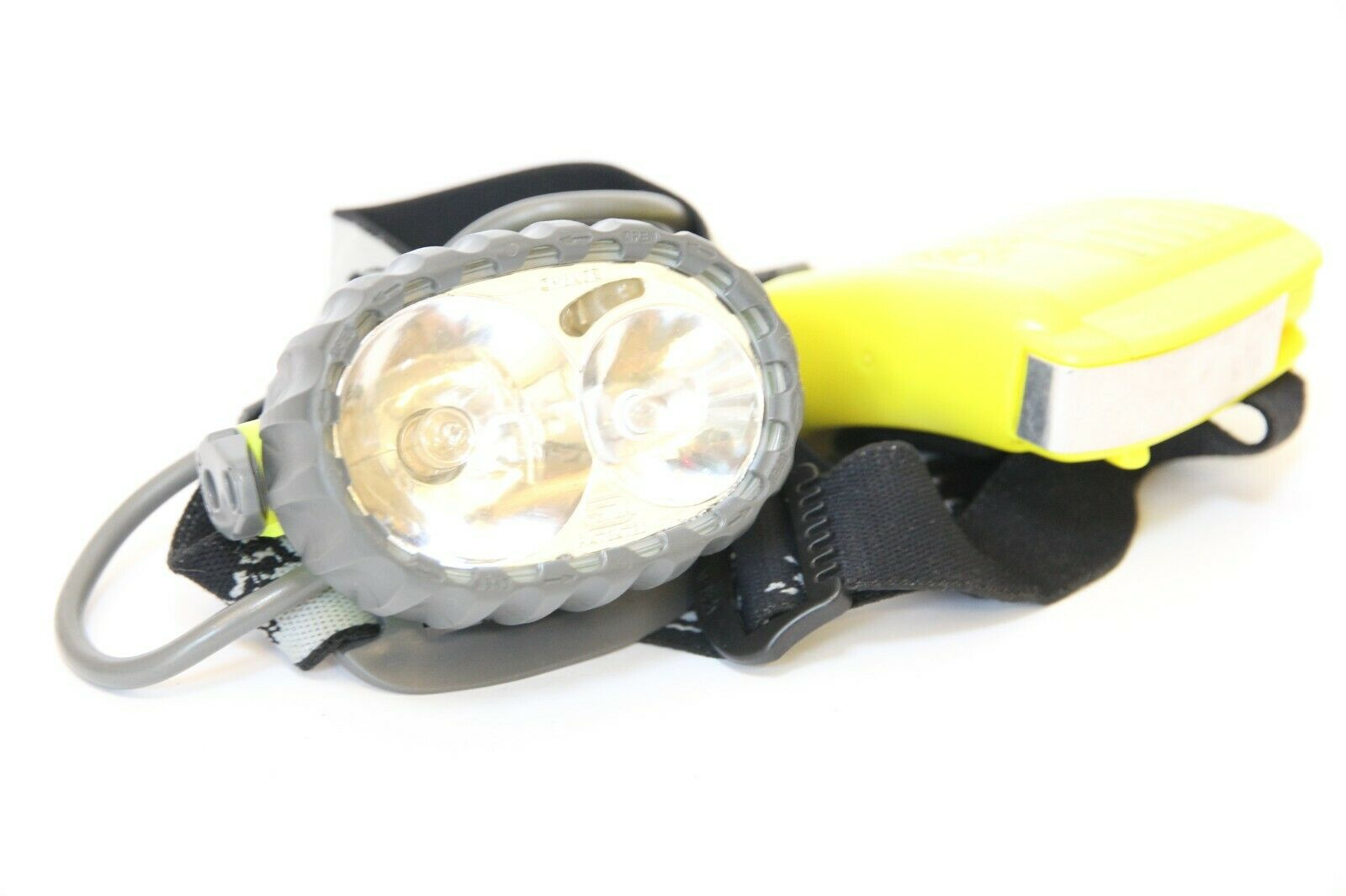 PETZL Duo Headlamp Headtorch Camping Zoom Headlight Flashlight Water Resistant